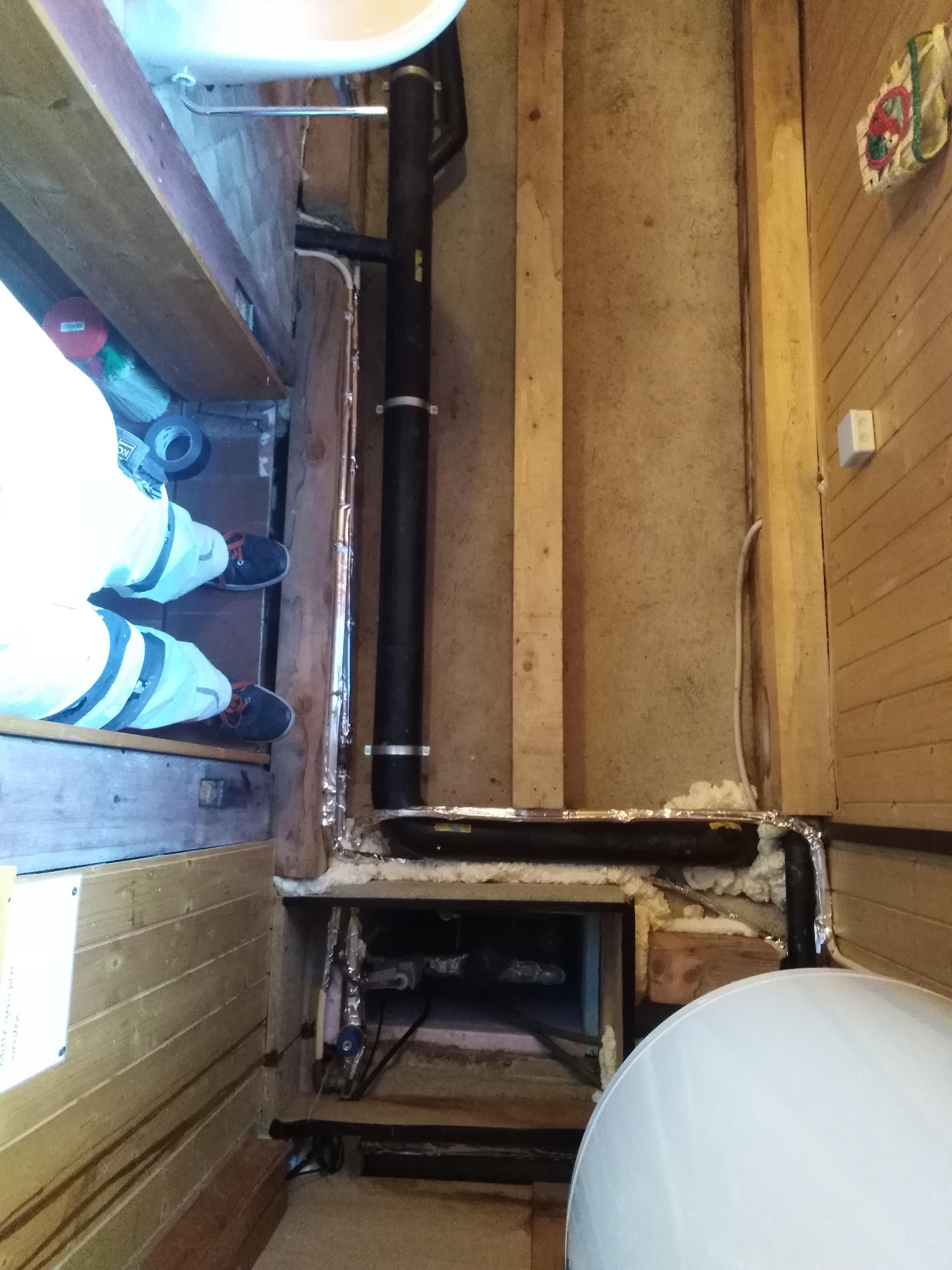 Galerie Réparation sol salle de bain - SB-RED Sàrl