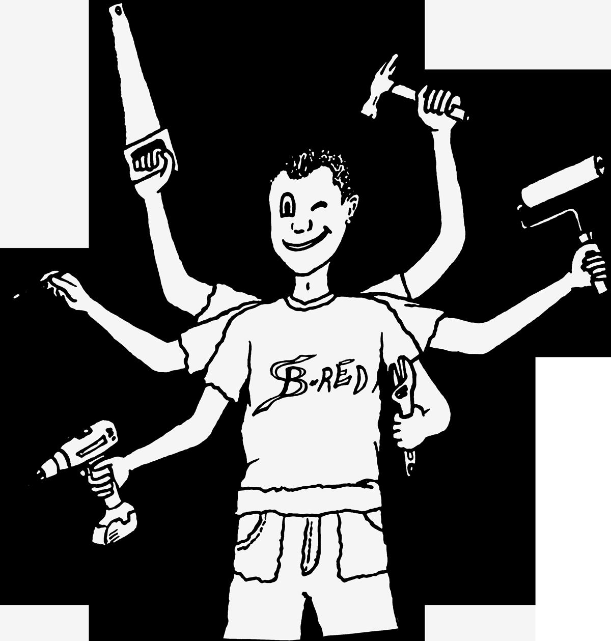 Sergio Bertone rénove, entretien ou embélie votre maison, jardin, garage et tout et tout
